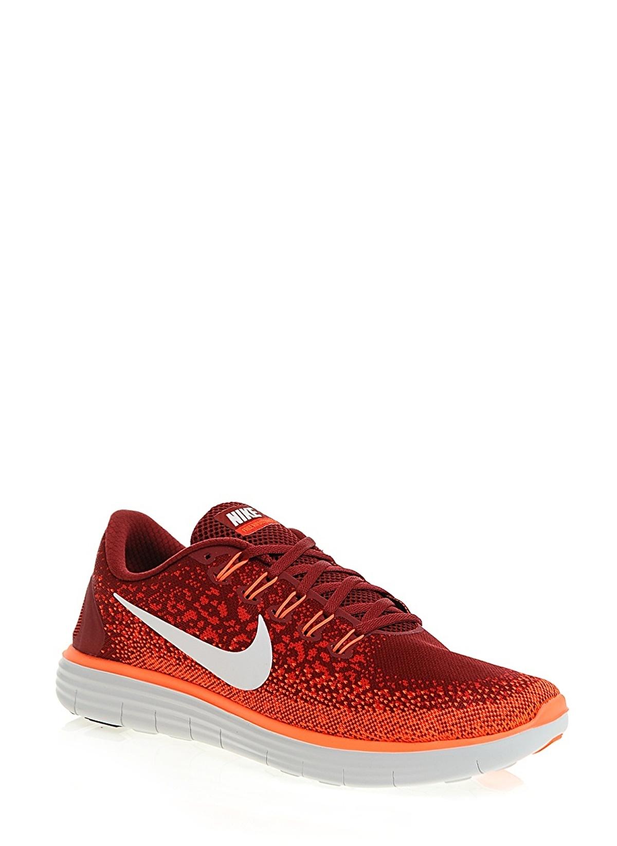 7725bc39d46 Nike Erkek Nike Free Rn Distance Team Red Off White-University ...